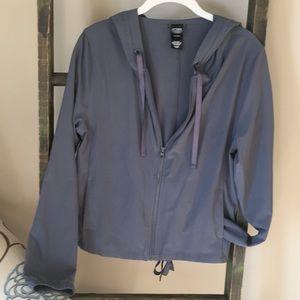 Victoria's Secret Sport gray zip up jacket. XS